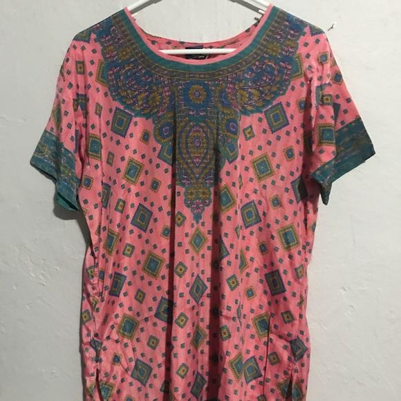 Women's vintage tunic